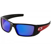 Oakley Angels Fuel Cell Polished Black w Red Irridium