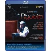 Leo Nucci/Elena Mosuc/Zurich Opera - Verdi Rigoletto (Blu-Ray)