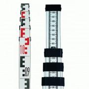 Mira de nivel gradata de 5 m - TN 15-0