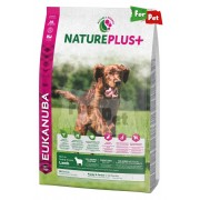 Eukanuba NaturePlus Puppy lamb 14kg