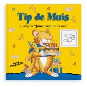 Boek met naam - Tip de Muis (Softcover)