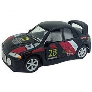 Fun Stuff Black Turbo Racer Pullback Toy Vehicle - 5