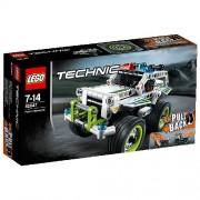 LEGO Technic - 42047 - La Voiture D'intervention De Police