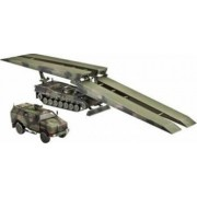 Macheta Revell Bridge Laying Tank Biber and Dingo Set