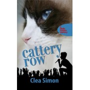 Cattery Row by Clea Simon