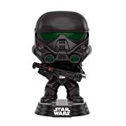Funko Pop! Movie: Star Wars Rogue One - Imperial Death Trooper Figure