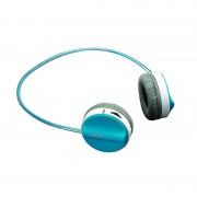 Casti On-Ear Wireless H3070 Rapoo, USB, Albastru