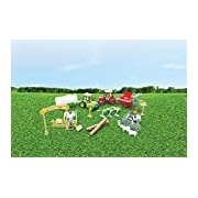 "New York Gift TY095 ""Tractor Farm Set"" Electronic Toy"
