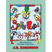 Spiffy Kids!! Storybook of Feelings Collection