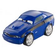 Mattel V3012 Disney Cars 2 - Coche con diseño de Rod Torque (2 in 1)