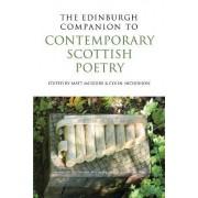 The Edinburgh Companion to Contemporary Scottish Poetry by Colin Nicholson