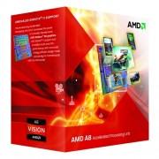 "CPU AMD skt FM2 A8 X4 5600K 3.90/3.60GHz, 4MB cache, 100W, BOX ""AD560KWOHJBOX"""