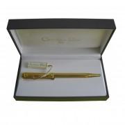 Bolígrafo Christian Dior oro [3717]