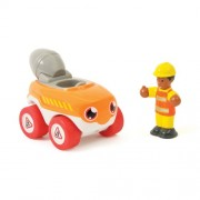 Wow Toys 10390 - Clay The Cement Mixer