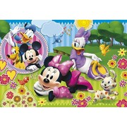 Clementoni 26738 - Puzzle Maxi Minnie, 60 pezzi