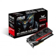 Asus STRIX-R9FURY-DC3-4G Gaming Carte graphique ATI Radeon R9 Fury 1020 MHz 4090 Mo PCI Express