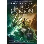 The Lightning Thief by Rick Riordan