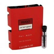 Hugo Boss Energise Vial (Sample) 0.04 oz / 1.18 mL Men's Fragrance 427224