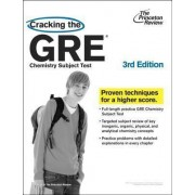 Cracking the GRE Chemistry Subject Test by Princeton Review