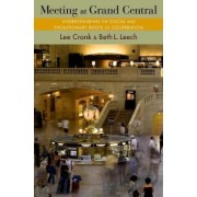 Meeting at Grand Central by Lee Cronk