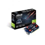 ASUS GT730-4GD3 GeForce GT 730 4Go GDDR3 carte graphique - cartes graphiques (NVIDIA, GeForce GT 730, 2560 x 1600 pixels, GDDR3, PCI Express 2.0, Actif)