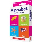 Flash Cards: Alphabet by Scholastic Teaching Resources