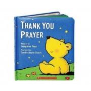 Thank You Prayer by Caroline Jayne Church