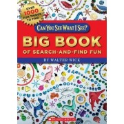 Can You See What I See? Big Book of Search-And-Find Fun by Walter Wick