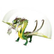 Dreamworks Dragons Action Dragon Figure, Barf & Belch Zippleback