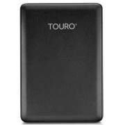 HDD Extern Hitachi Touro Mobile, 2.5 inch, 1TB, USB 3.0 (Negru)