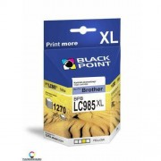 BlackPoint [BPBLC985XLY] Ink/Tusz Black Point (Brother LC985Y) yellow