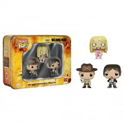 Funko The Walking Dead Pocket Pop! Mini Vinyl Figure Tin (3-Pack)