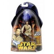 Star Wars Episode III 3 Revenge of the Sith OBI WAN KENOBI Jedi Kick Figure #27
