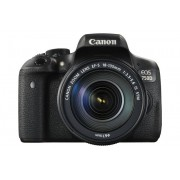 Canon Eos 750D Slr Camera Black 18-135mm is Stm 24MP 3.0Touch Lcd Fhd
