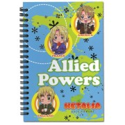 Hetalia Axis Powers - SD Allied Powers Notebook