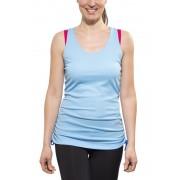 GORE RUNNING WEAR SUNLIGHT 4.0 - Camiseta Running Mujer - azul 38 Camisetas running