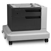 HP - LaserJet CE734A 500hojas bandeja y alimentador