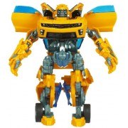 "Transformers Movie 2 Deluxe Figure-Cannon Bumblebee Aprox 3.5"" Long In Car Mode"