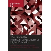 The Routledge International Handbook of Higher Education by Malcolm Tight