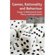 Games, Rationality and Behaviour by Alessandro Innocenti
