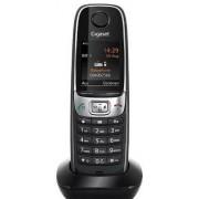 Siemens C620H Teléfono inalámbrico (DECT, 50 m, 300 m, 250 entradas) negro
