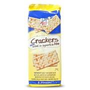 Crackers bio (fara sare la suprafata) 250g