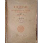 Documente Privitoare La Istoria Ardealului, Moldovei Si Tarii-romanesti - Andrei Veress
