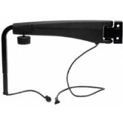 Brat universal extensibil si rotativ pentru oglinda laterala auto (tractoare Valtra)