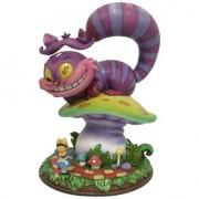 Disney Alice in Wonderland Cheshire Cat Statue