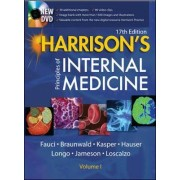 Harrison's Principles of Internal Medicine by Anthony S. Fauci