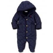 Ralph Lauren - Baby Barn Bunting Snowsuit, Navy