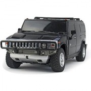 The FlyerS Bay R/C 124 Hummer H2 Suv (Black)