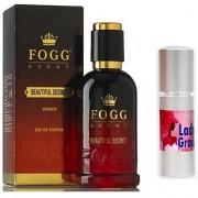 Fogg Make My Day And Lady Grace Combo Set