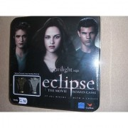 Twilight Saga Eclipse the Movie Board Game with Collectible Metal Pieces